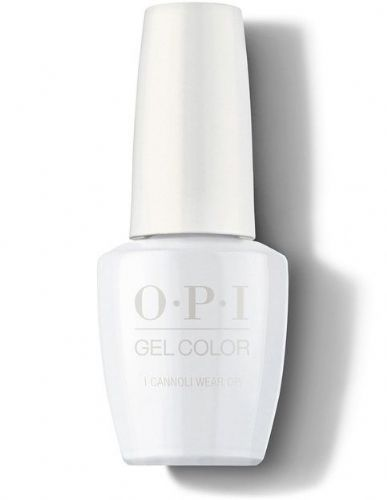 OPI Gelcolor I Cannoli wear OPI